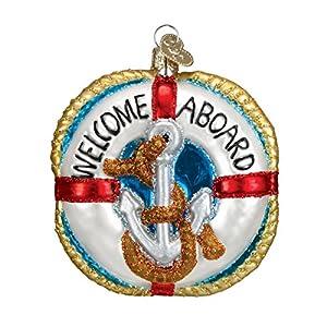51aHOKnBmYL._SS300_ Best Anchor Christmas Ornaments