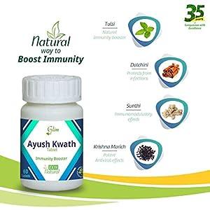 Glim Ayush Kwath Ayurvedic Immunity Booster 6...