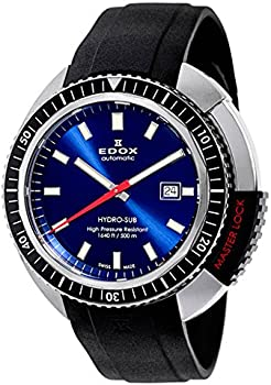 Edox Automatic Mens Watch