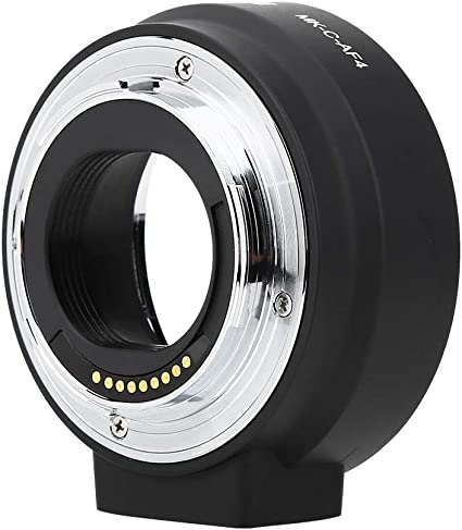 Meike EF S-EOS M Adapter Ring for Canon EOS-M for Canon EF//EF-S Series Lens WN
