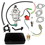 HIPA 0G8442A111 Carburetor with Air Filter Tune Up Kit for...