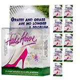 10 Boxes Heels Above High Heel Protectors Clear
