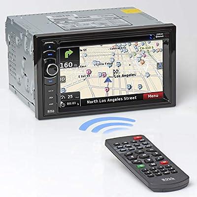 BOSS Audi Car Video, Double Din, Touchscreen, Bluetooth, DVD/CD/MP3/USB/SD AM/FM