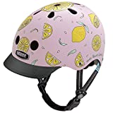 nutcase Little Nutty Street Bike Helmet Children pink 2018 Mountain Bike Cycle Helmet