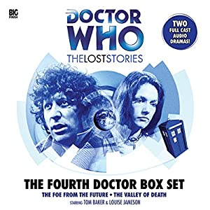 Doctor Who - The Lost Stories - The Fourth Doctor Box Set Radio/TV Program