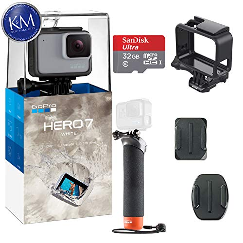 Used, GoPro HERO 7 (White) Action Camera w/ 32GB Memory and for sale  Delivered anywhere in USA