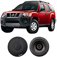 Fits Nissan Xterra 2005-2008.5 Front Door Factory Replacement Harmony HA-R65 Speakers