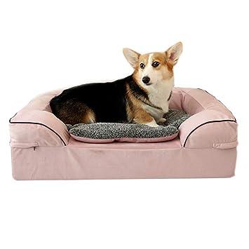 Amazon.com: Large Dog Sofa Bed, Indestructible Orthopaedic ...