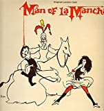 Man Of La Mancha ~ Original London Cast [Vinyl Double LP]