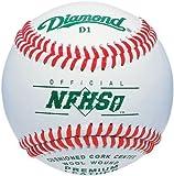 Diamond D1-NFHS Raised Seam High School Baseball (Dozen)