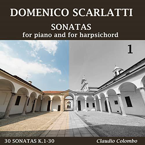Complete Harpsichord Sonatas (Domenico Scarlatti: Complete Sonatas for Piano and for Harpsichord, Vol. 1)