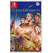Amazon #DealOfTheDay: Sid Meier's Civilization VI Nintendo Switch