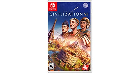 Sid Meier's Civilization VI for Nintendo Switch only $36.99