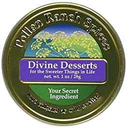 Divine Desserts (1 oz.)