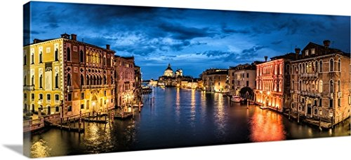 Scott Stulberg Gallery-Wrapped Canvas entitled Panorama from