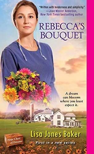 book cover of Rebecca\'s Bouquet