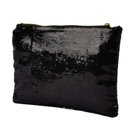 Sequins Hand Carry Bag Handy Envelope Clutch Handbag - Usps Overseas Shipping