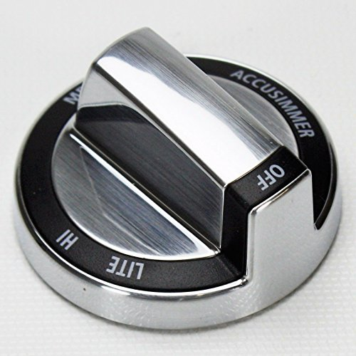 (Oven Range Control Knob W10415451 fit Whirlpool Gxfc )