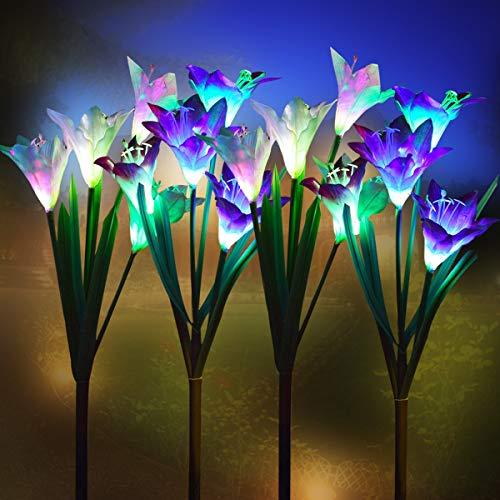 Decorative Garden Solar Light in US - 8