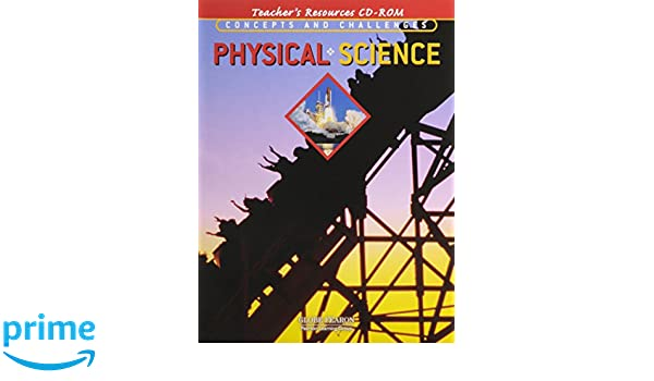 Amazon.com: GLOBE CONCEPTS AND CHALLENGES IN PHYSICAL SCIENCE ...