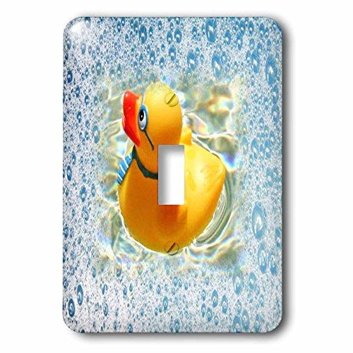 3d Rose 3dRose LLC lsp_80472_1 Cute Rubber Duckie Taking ...