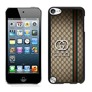 Newest And Fashionable iPod Touch 5 Case Designed With GC 15 Black iPod Touch 5 Screen Cover High Quality Cover Case