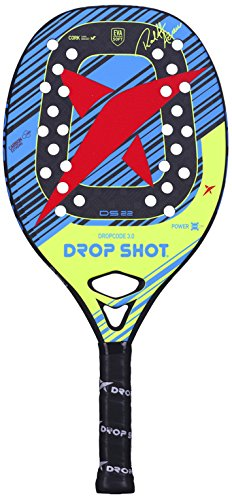 DROP SHOT Dropcode BT 3.0 Pala Pádel, Unisex Adulto, Negro ...