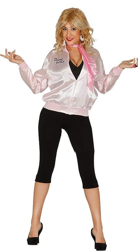 Fancy Me Disfraz de película para Mujer, Color Rosa, para ...