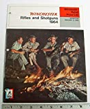 1964 WINCHESTER SPORTING ARMS PRICE LIST CATALOG - PAGES: 20