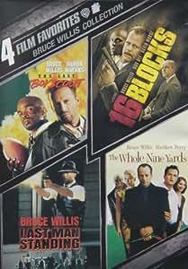 4FF B Willis/W Snipes 2pk (B2B/DVD)