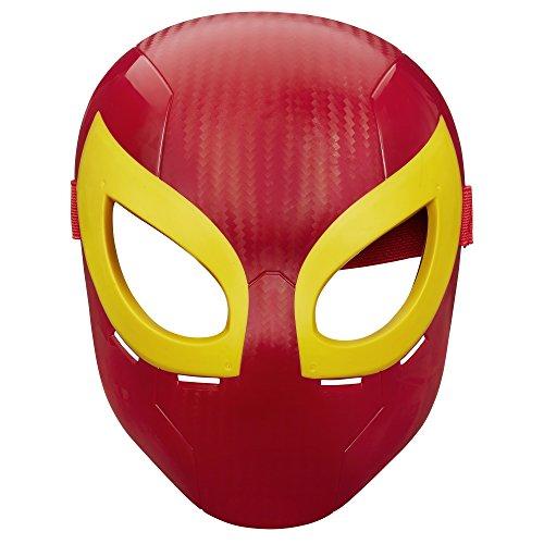 Marve (Iron Spider Costume)