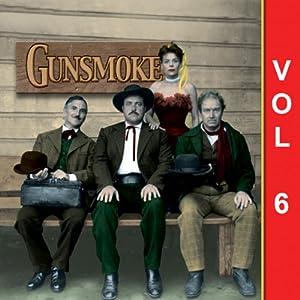 Gunsmoke, Vol. 6 Radio/TV Program