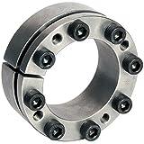 Climax Metals C123E-100 Series 123 Locking Assembly, Steel, 1'' ID, 1.34'' Width, 1'' Shaft Diameter