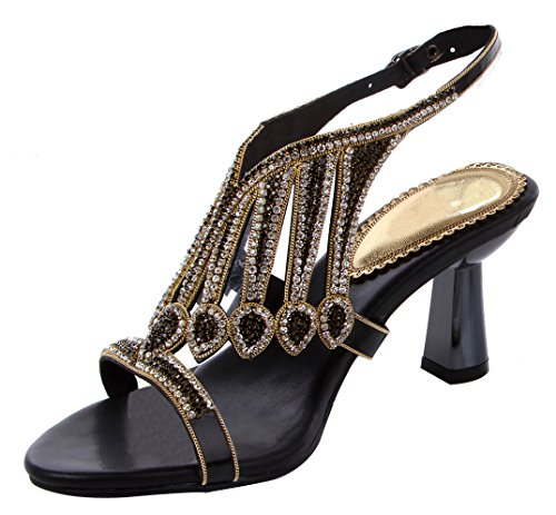 honeystore-womens-handmade-layered-rhinestone-glass-heel-sandals