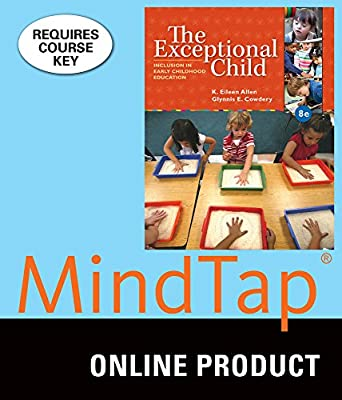 MindTap Education for Allen/Cowdery's The Exceptional Child: Inclusion in Early Childhood Education, 8th Edition