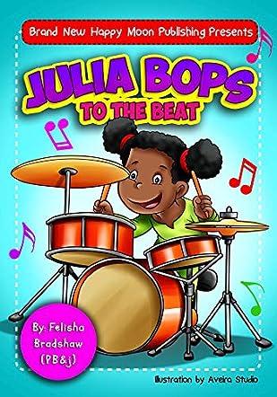 Julia Bops to the Beat