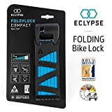 Eclypse Compact Folding Bike Lock - Foldable Bike
