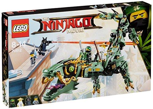 Dragon Ninja (70612 LEGO Ninjago Green Ninja Mech Dragon)