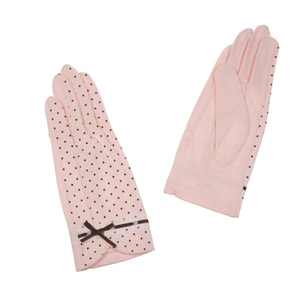 Kenmont Womens Short Uv Driving Gloves KM-2967-17
