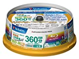 Verbatim Blu-ray Disc 20 Spindle - 50 GB 4X Speed BD-R DL - Printable