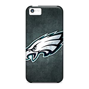New Philadelphia Eagles 7 Tpu Skin Case Compatible With Iphone 5c