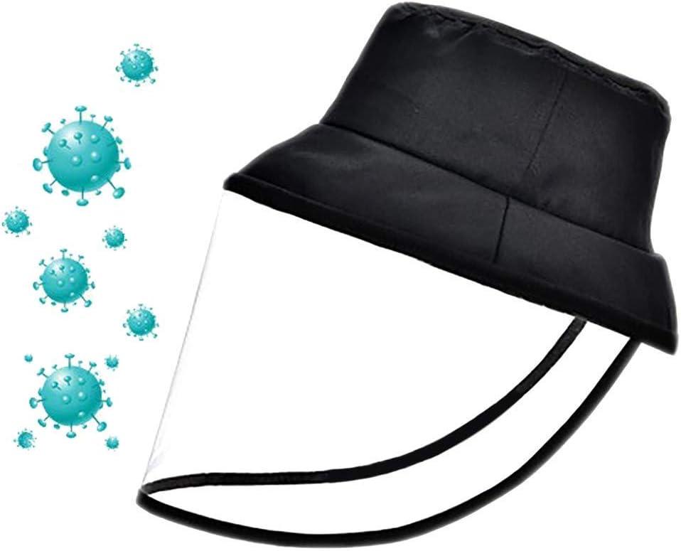 Visiera per pescatore da baseball con cornicione ampio schermo collo protezione dellorecchio antipolvere antipioggia pesca allaperto