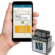 Consciente de seguimiento de vehículos Trackers & sistema GPS, Tracking Device GPS para OBD GPS de coche, dispositivo apvds1, OBD + 1 mes