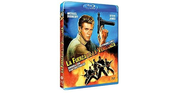 Amazon.com: La Fuerza de la Venganza: Steve James, Michael ...