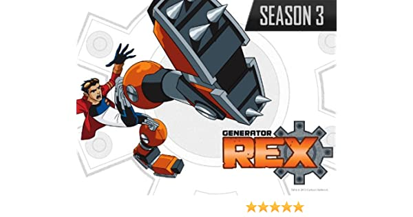 Amazon.com: Watch Generator Rex Season 3 | Prime Video