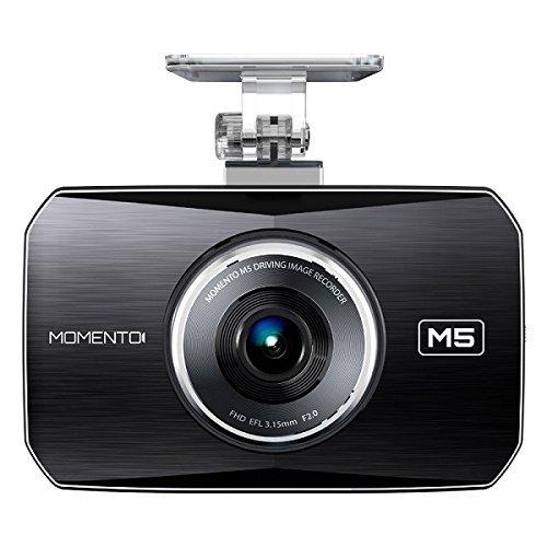 Momento M5 Full HD Dual Dash Cam