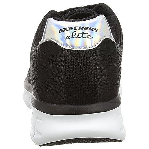93e6e2ba3073 on sale Skechers Women s Synergy Moonlight Madness Sneaker - malo ...