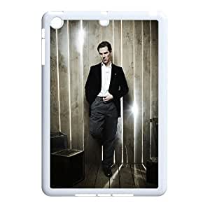 C-EUR Diy Case Benedict Cumberbatch Customized Hard Plastic Case For iPad Mini