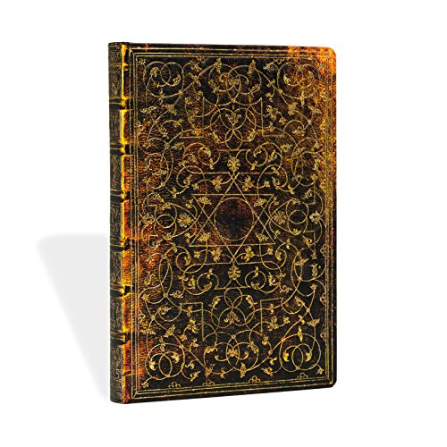 Paperblanks Grolier Ornamentali Grolier Mini Notebook with Lined Pages