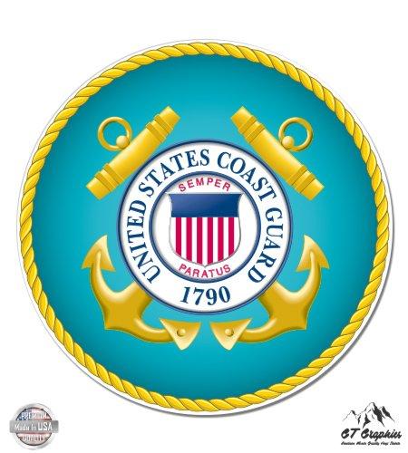 U.S. Coast Guard Seal - 3